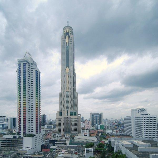 Самый высокие небоскрёбы в мире