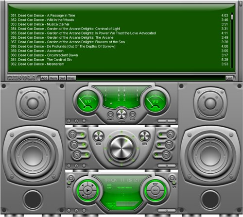 Winamp Media Tower v.1.1