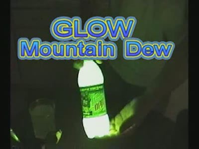 Фонарик Moutain Dew