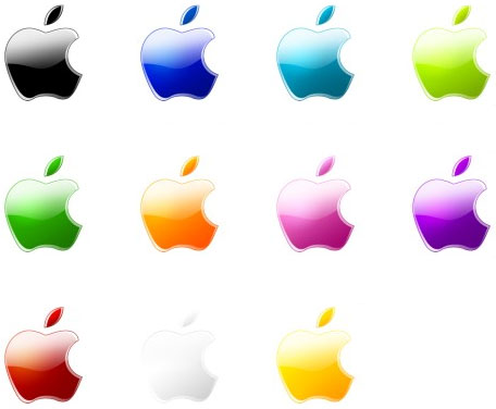 Apple Icons (.png)