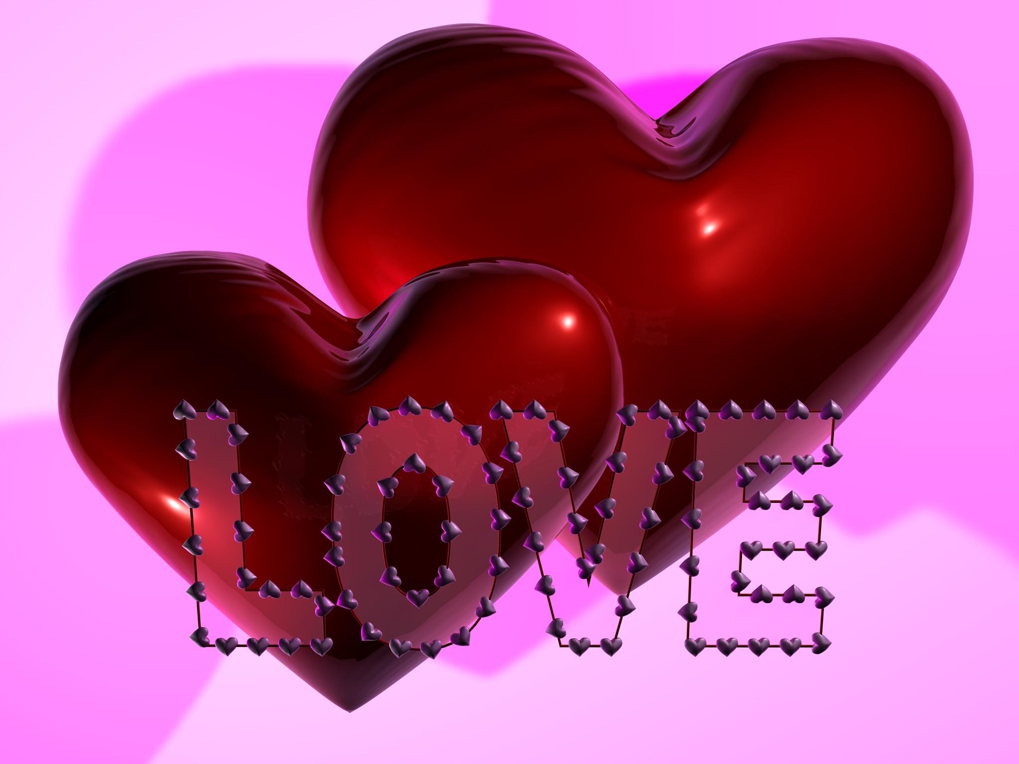 Любовь это открытки с надписями
